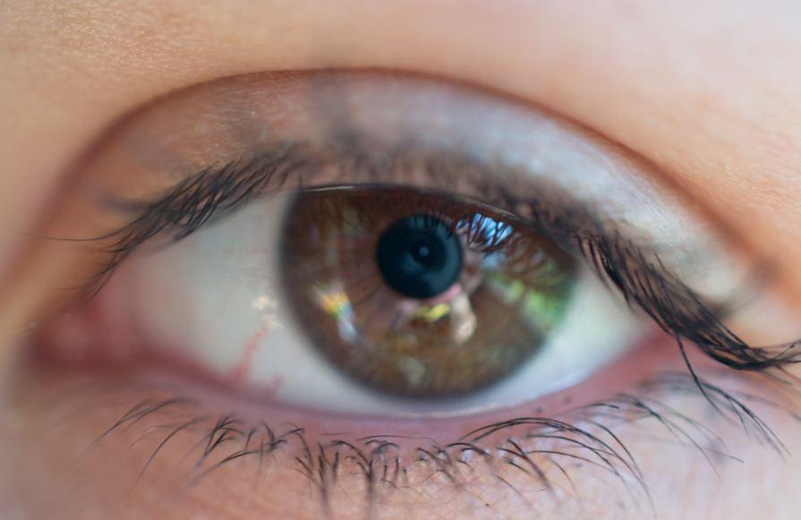 oko bez maskare