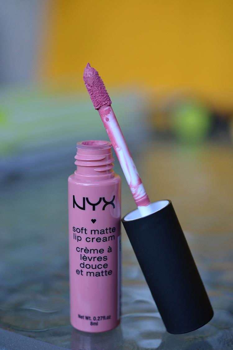 istanbul nyx Lip Cream