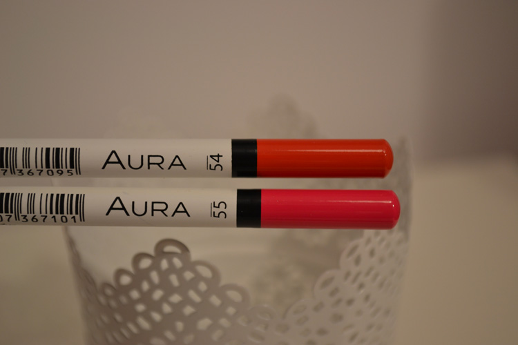 Aura olovke za usne