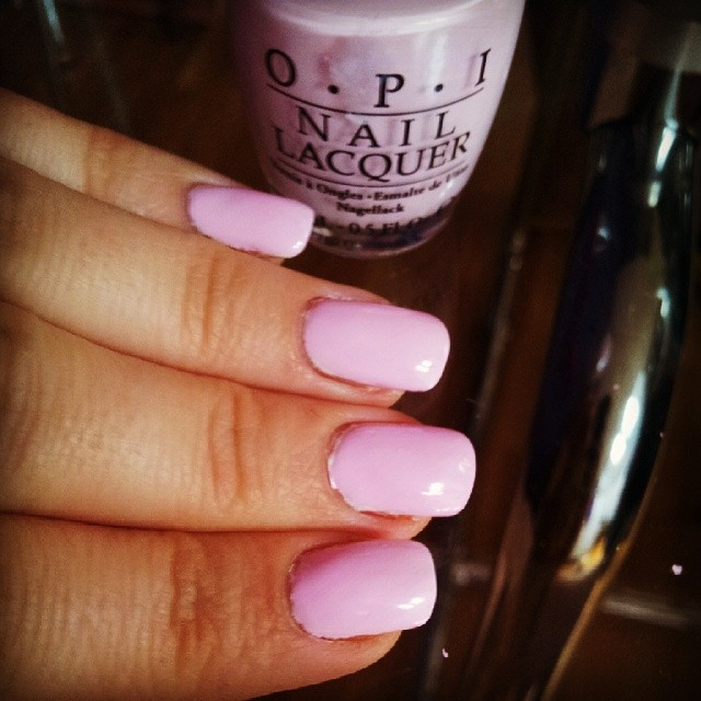 #nail #opi #opisrbija  Igramo se mod about you