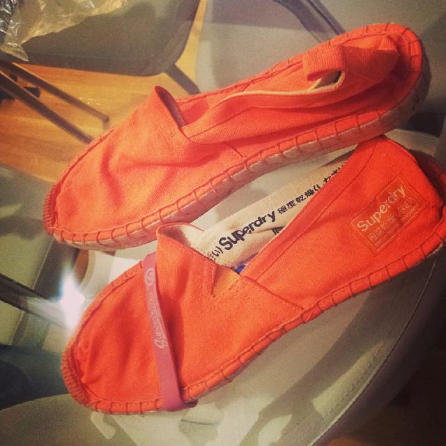 #superdry#slippers#mokasine#espadrilles  Moje prve superdry