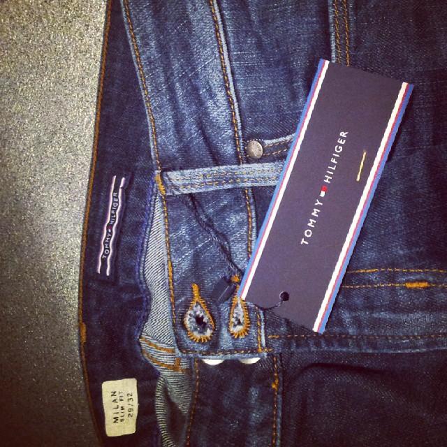 #tommyhilfiger#jeans #newin #newyorkcity#buzz#usce Moje nove omiljene. U Uscu su snizene 40%