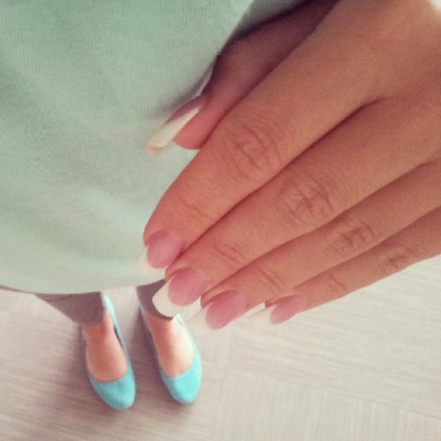 #mint#outfit #fashion #nailart#nail  Danas sam minty