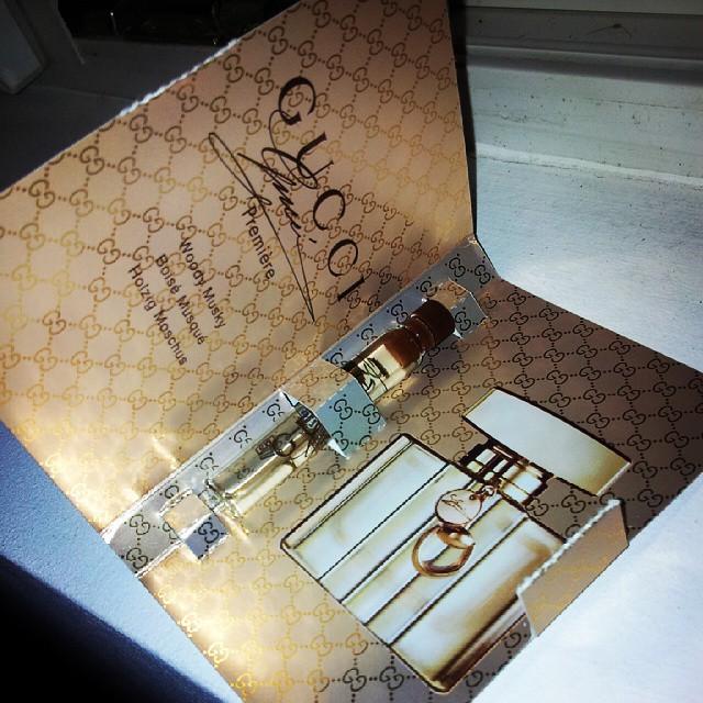 #gucci#premiere#parfume #usce  Danas su delili
