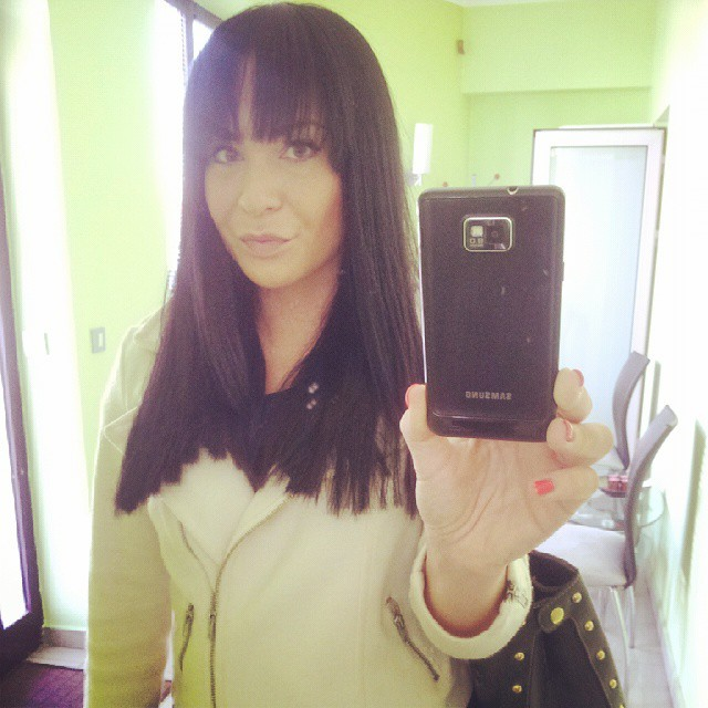 #haircut #new #newyorkcity #kosa #matrix#frizer#bangs #blackhair#belgrad#frizura Novaaa cela... kako vam se svidja???