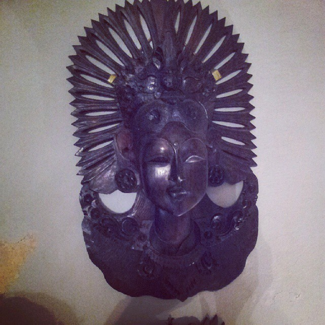 #africa#mask #maska Love