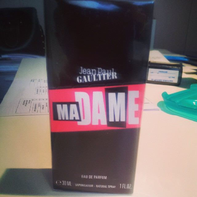 #madame#jpg#jeanpaulgaultier Omiljen!!!♡♡♡♥♥♥♥