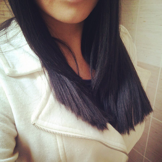 #hair #haircut  Ups i did it again♡♡