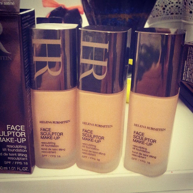 #helenarubinstein #foundation #makeup #puder#beautyblogeri