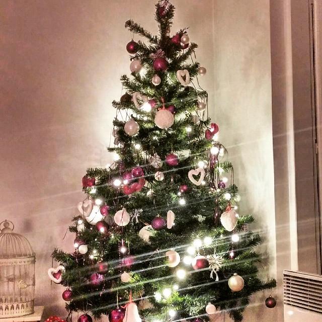 #christmastime #christmas#tree#jelka#sija Bas sam lepa