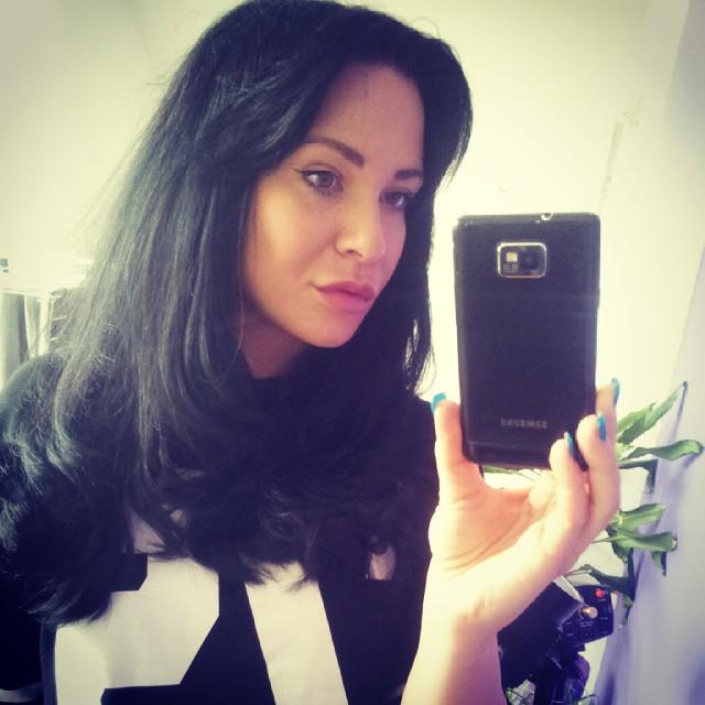 #lokne#haircare #hair #kosa #feniranje#blackhair  Dugo nisam ovako...jel vam se dopada?