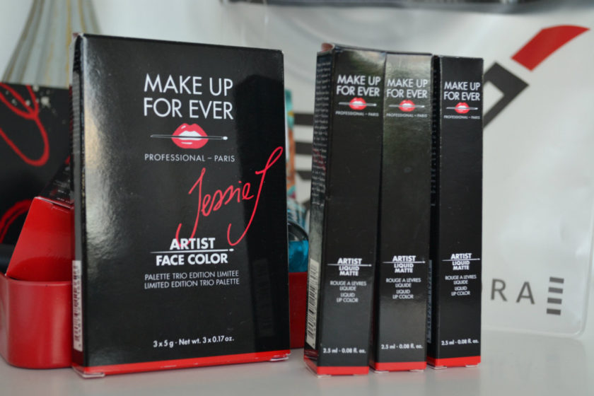 Make Up For Ever - Jessie J