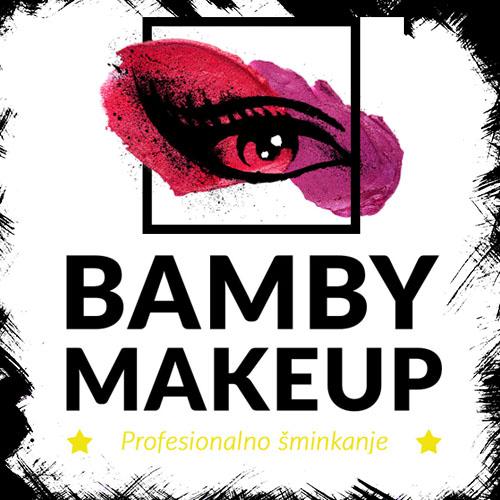 bamby makeup - profesionalno sminkanje